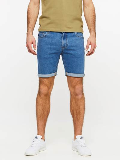 SLIM FIT STRETCH SHORTS DAC