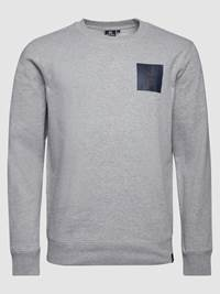 Nautical Collegegenser 7236966_ID6-JEANPAUL-S19-front_31189_Nautical Collegegenser ID6_Nautical Crewneck.jpg_Front||Front