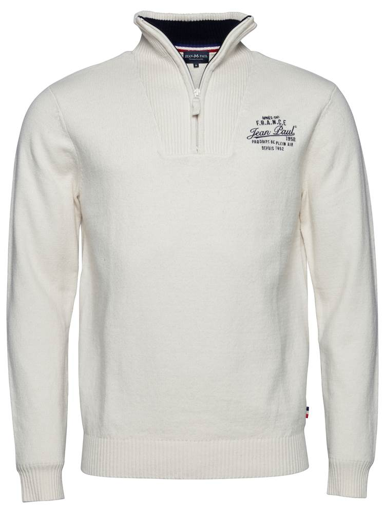 0bece901 Platini Zip Genser Marshmallow | Boys of Europe