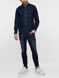 SKINNY STAN BLUE SUPER STRETCH 7225288_D06_HenryChoice_S19_modell-front_HC SKINNY STAN BLUE SUPER STRETCH D06.jpg_Front||Front