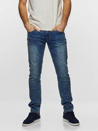SLIM WILL NESTA BLUE SUPER STRETCH 7237536_DAD-HENRYCHOICE-S19-Modell-front_57249_SLIM WILL NESTA BLUE SUPER STRETCH DAD.jpg_Front||Front