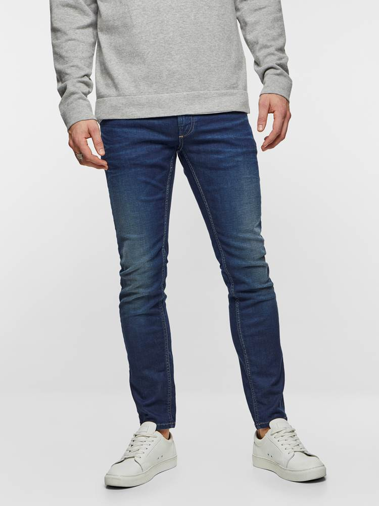 SKINNY SID DARK SPECIAL BLUE STRETCH 7237545_D04-HENRYCHOICE-S19-Modell-front_64605_SKINNY SID STRETCH JEANS D04_SKINNY SID DARK BLUE STRETCH D04_SKINNY SID DARK SPECIAL BLUE STRETCH D04.jpg_Front||Front