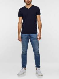 SLIM FIT STRETCH 7237558_DAD-MADEBYMONKIES-S19-front_62689_SLIM FIT STRETCH JEANS DAD_Slim Fit Stretch Jeans_SLIM FIT STRETCH DAD.jpg_Front||Front