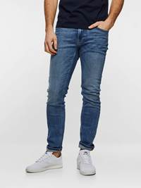 SLIM FIT STRETCH 7237558_DAD-MADEBYMONKIES-S19-front_98037_SLIM FIT STRETCH JEANS DAD_Slim Fit Stretch Jeans_SLIM FIT STRETCH DAD.jpg_Front||Front