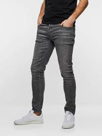 SKINNY STAN GREY SUPER STRETCH 7237557_DAA-HENRYCHOICE-S19-left_40695_SKINNY STAN SUPER STRETCH DAA_Skinny Stan Grey Super Str._SKINNY STAN GREY SUPER STRETCH DAA.jpg_Left||Left