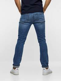 SLIM FIT STRETCH 7237558_DAD-MADEBYMONKIES-S19-back_74637_SLIM FIT STRETCH JEANS DAD_Slim Fit Stretch Jeans_SLIM FIT STRETCH DAD.jpg_Back||Back