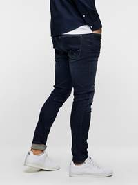 SKINNY STAN BLUE SUPER STRETCH 7225288_D06_HenryChoice_S19_modell-back_HC SKINNY STAN BLUE SUPER STRETCH D06.jpg_Back||Back