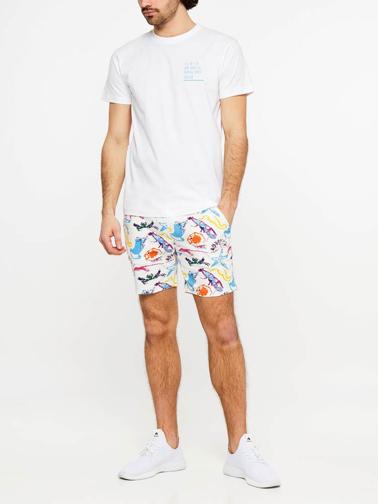 SOMMERSOL T-SKJORTE 7237672_O68-WOSNOTWOS-H19-Modell-front_76388_SOMMERSOL T-SKJORTE O68.jpg_Front||Front