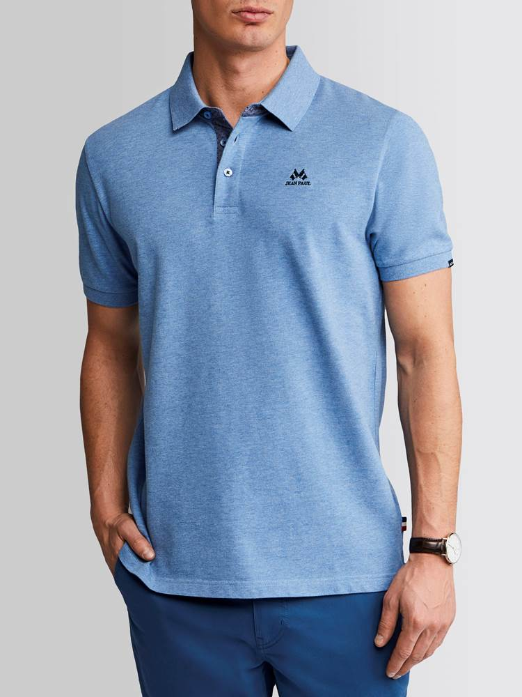 Mitch Pique 7236518_EOD-JEANPAUL-S19-Modell-front_11778_Mitch Pique EOD.jpg_Front||Front