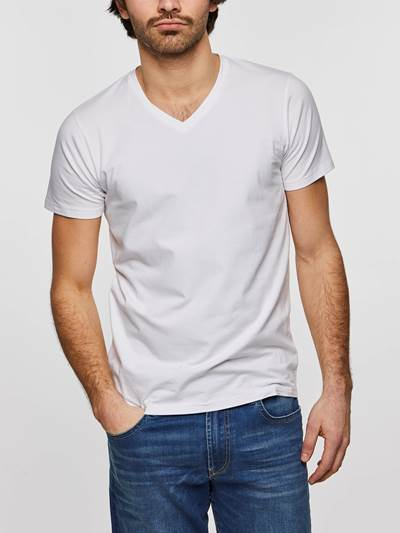 2-Pack V-Neck T-Skjorte OAA