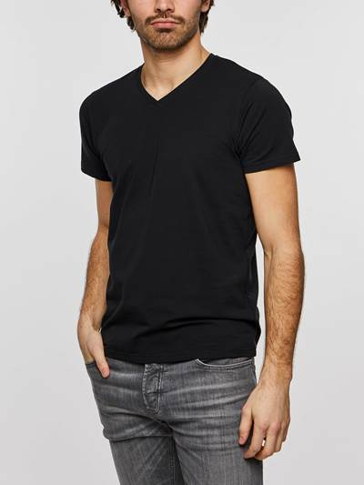 2-Pack V-Neck T-Skjorte CAB