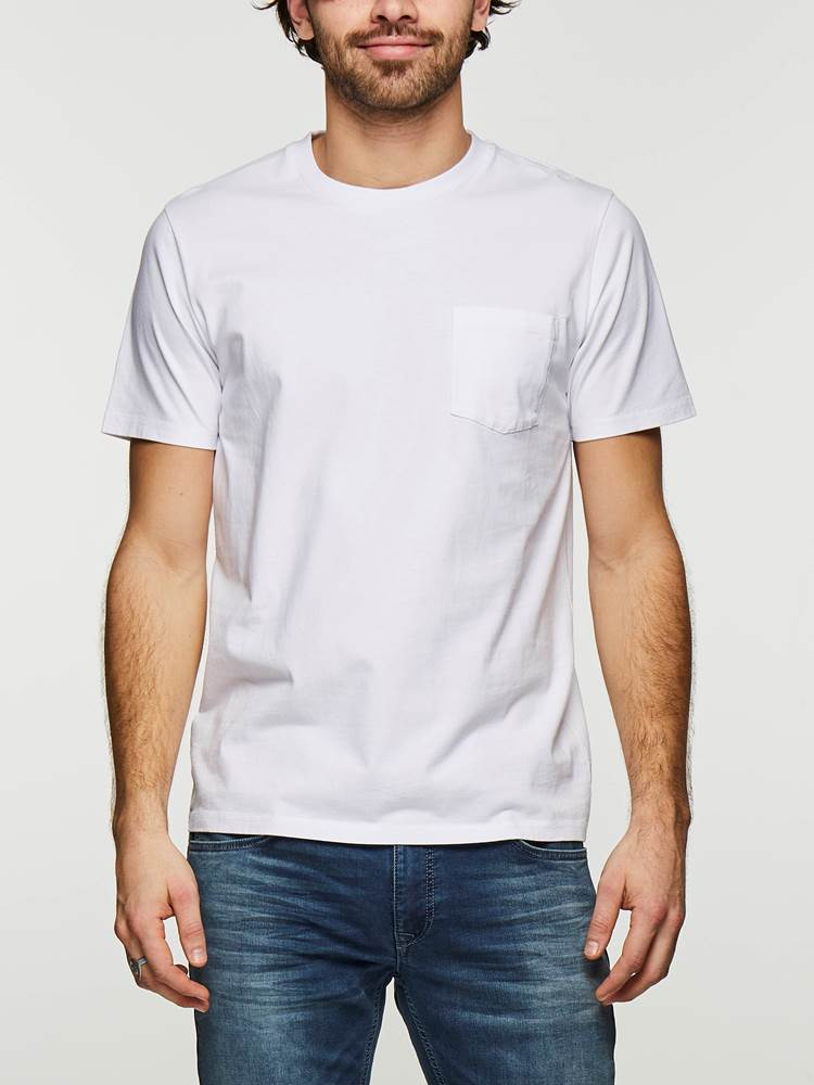 YEARS T-SKJORTE 7234816_O69-HENRYCHOICE-S19-Modell-FRONT_YEARS T-SKJORTE O69.jpg_Front||Front