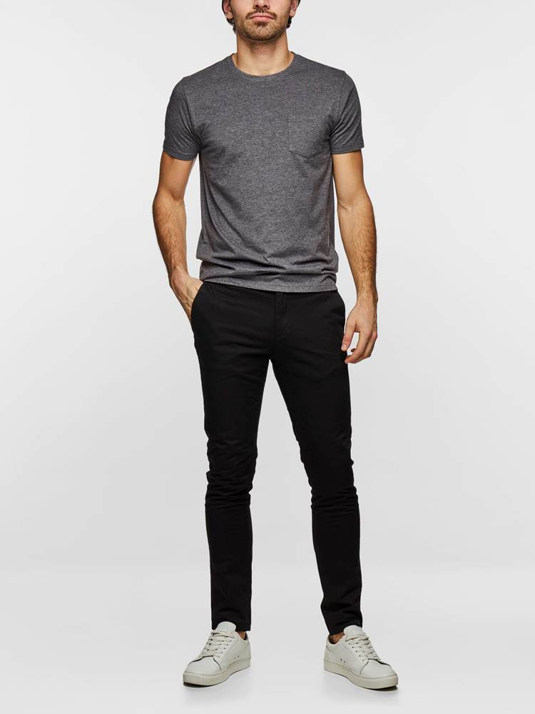 LYSEKIL T-SKJORTE 7237275_CAD-WOSNOTWOS-S19-Modell-front_10929_LYSEKIL T-SKJORTE CAD.jpg_Front||Front