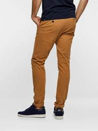 SLIM CHINO STRETCH TWILL 7237630_AO5-MADEBYMONKEYS-S19-Modell-Back_SLIM CHINO STRETCH TWILL AO5.jpg_Back||Back
