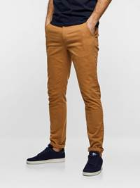 SLIM CHINO STRETCH TWILL 7237630_AO5-MADEBYMONKEYS-S19-Modell-Left_SLIM CHINO STRETCH TWILL AO5.jpg_Left||Left
