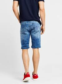 Leroy Denim Stretch Bermuda 7238028_JEAN PAUL_LEROY DENIM STRETCH BERMUDA_BACK_L_DAD_Leroy Denim Stretch Bermuda DAD.jpg_