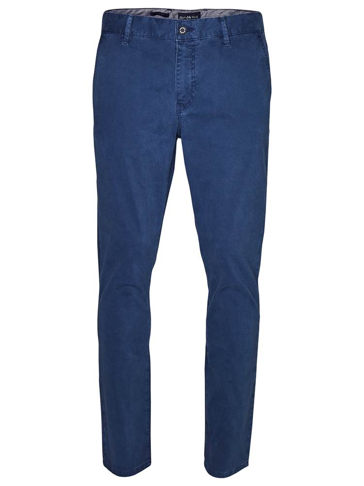 Benjamin Printed Chinos 7236789_EGT_JEAN PAUL_S19-front_Benjamin Printed Chinos EGT_Benjamin Printed Suede Str..jpg_Front||Front