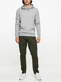 CARGO STRETCH PANT 7239656_GUC-HENRYCHOICE-A19-Modell-front_84631_CARGO STRETCH PANT GUC.jpg_Front||Front