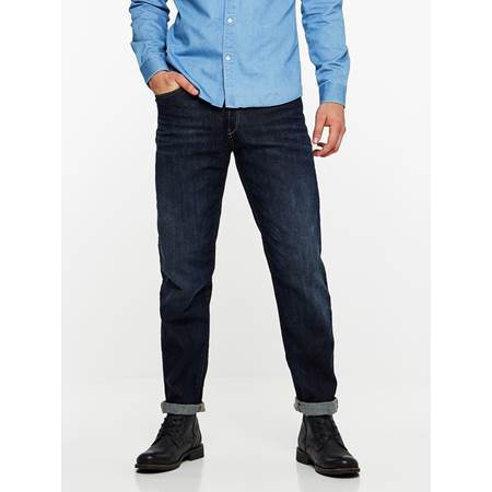REGULAR RALPH DK BLUE STRETCH
