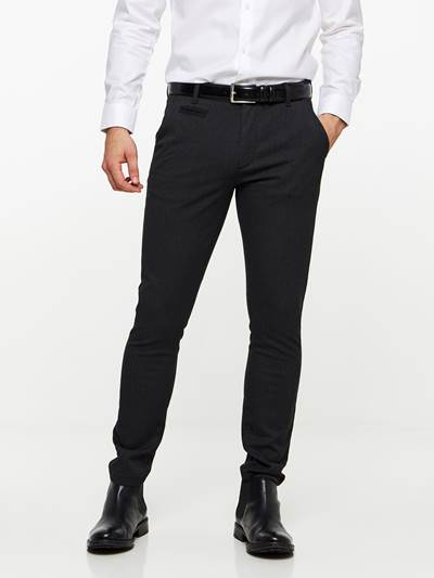 SLIM TAPER SUIT PANT ID9