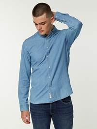 DARTY SKJORTE - FITTED 7244602_ECL-HENRYCHOICE-A20-Modell-front_56770.jpg_Front||Front