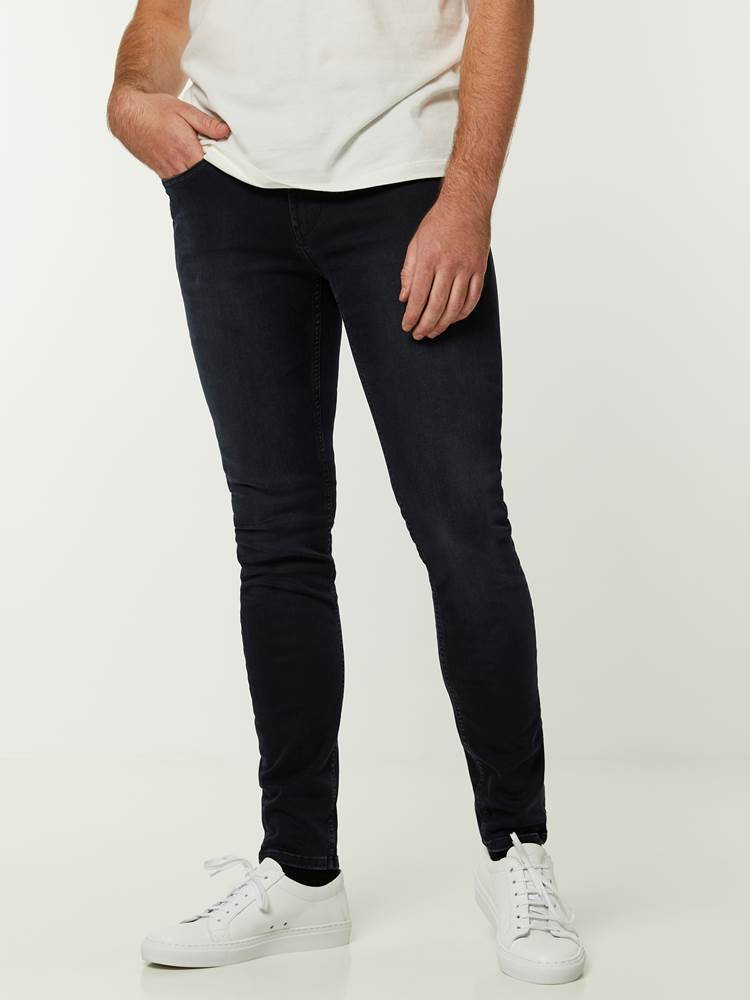 Skinny Stan Blueblack Hyper Stretch Jeans 7244839_D04-HENRYCHOICE-A20-Modell-front_11475.jpg_Front||Front