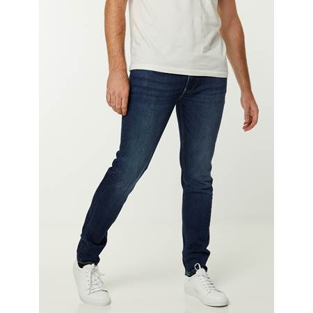 Skinny Sid Thermoblue Jeans
