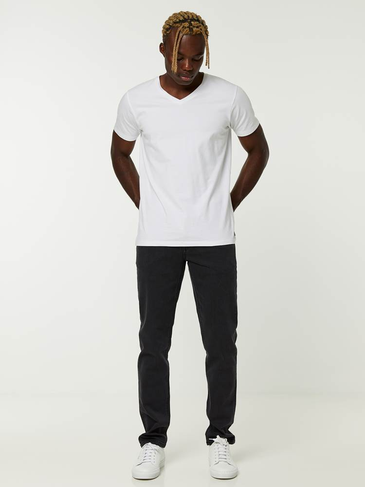 Slim Will Blk.Blk. Comfort Jeans 7244858_D05-HENRYCHOICE-A20-Modell-front_61621.jpg_Front||Front