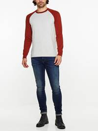 LEAGUE GENSER 7239506_AJE-HENRYCHOICE-A19-Modell-front_25478.jpg_Front||Front