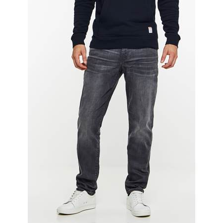 REGULAR RALPH GREY COMFORT STRETCH JEANS