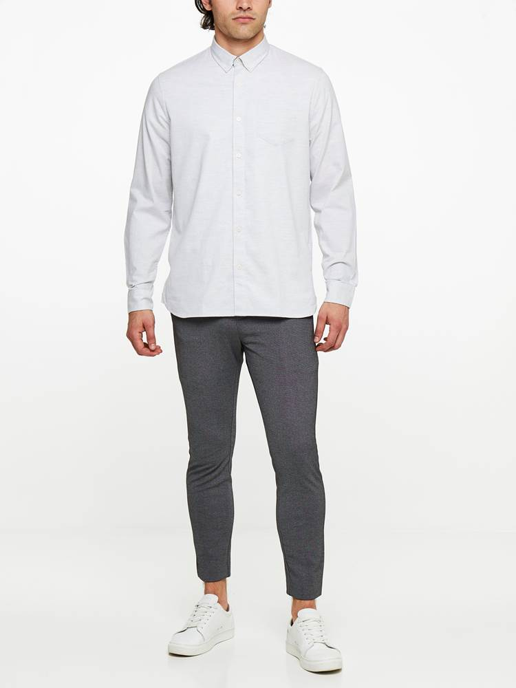 TAASTRUP SKJORTE 7239546_ID6-WOSNOTWOS-A19-Modell-front_42132_TAASTRUP SKJORTE ID6.jpg_Front||Front