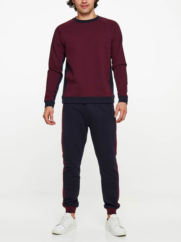 ORDOSWEAT PANT 7239622_C27_Ordo Genser_A19-modell-front_ORDOSWEAT PANT C27.jpg_Front||Front