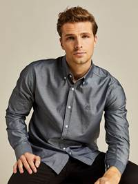 Carl Skjorte - Regular Fit 7238870_EO8_JEAN PAUL_A19_Modell_front_Carl Skjorte - Regular Fit EO8.jpg_