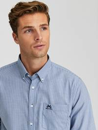 Kent Twill Skjorte - Classic Fit 7238988_EGU-JEANPAUL-A19-Modell-front_34414_Kent Twill Skjorte - Classic Fit EGU.jpg_Front||Front