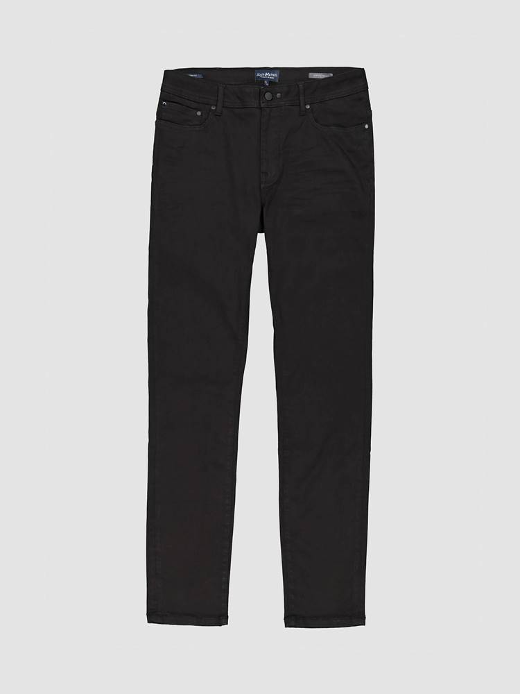 Alain Black Hyper Stretch Jeans