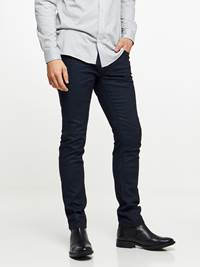 SKINNY FIT BLUE STRETCH JEANS 7239640_D03-MADEBYMONKIES-A19-Modell-right_92179_SKINNY FIT BLUE STRETCH JEANS D03_Skinny Fit Deep Blue Stretch J.jpg_Right||Right