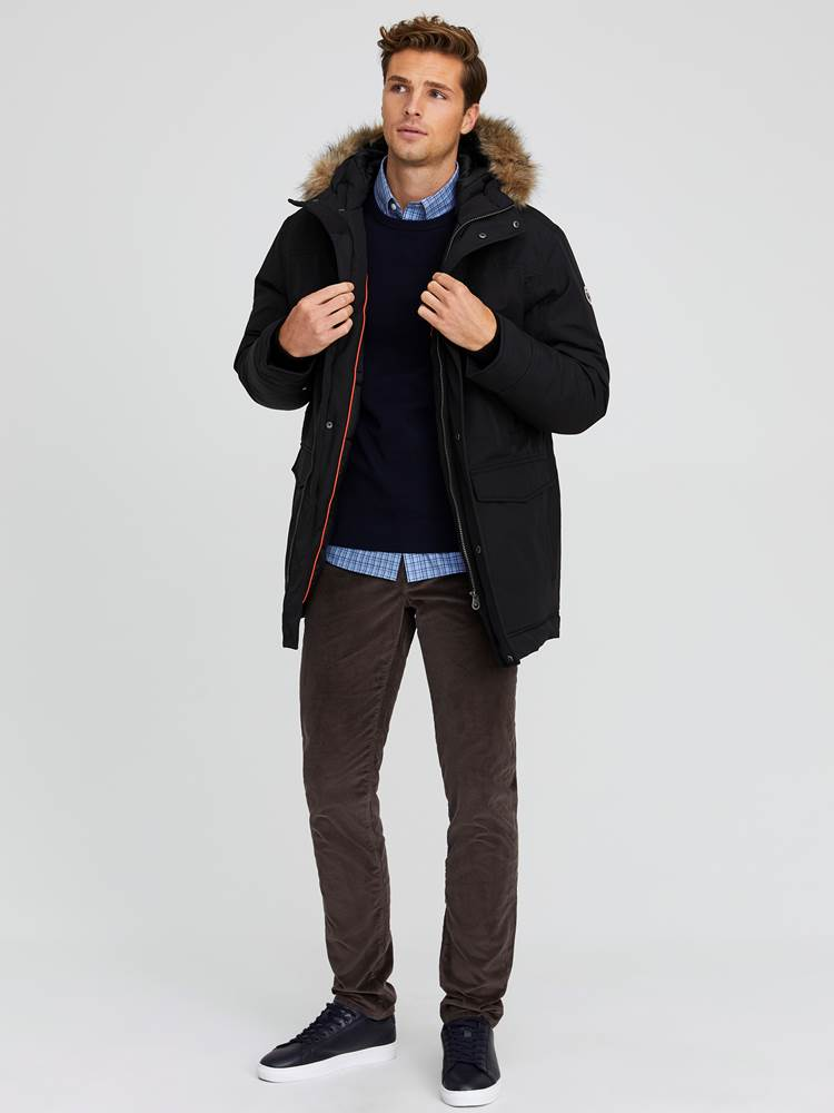 Ombre Parkas 7244017_ID2-JEANPAUL-A20-Modell-front_33173_Ombre Parkas ID2_ID2 7244017.jpg_Front||Front