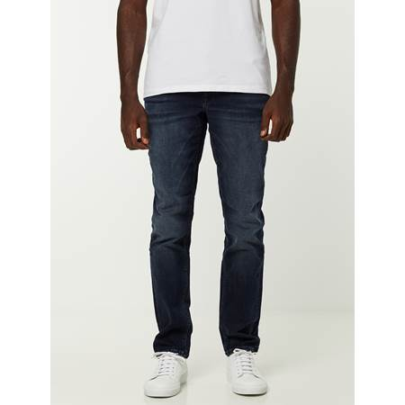 Slim Will Blue OD Knit Stretch Jeans
