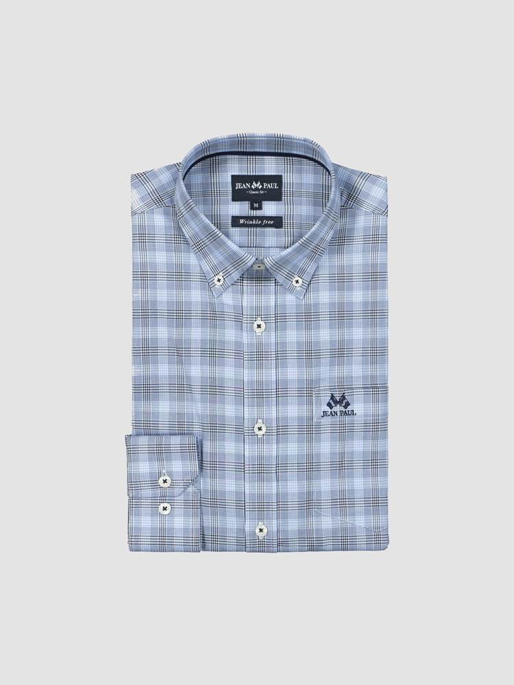 Kaiser Skjorte - Classic Fit 7240214_EOX-JEANPAUL-W19-front_Kaiser Shirt_Kaiser Skjorte - Classic Fit EOX.jpg_Front||Front