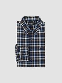 Kristof Flanell Skjorte - Classic Fit 7245186_ENB-JEANPAUL-W20-front_56597_Kristof Flannel Shirt_Kristof Flanell Skjorte- Classic fit ENB_Kristof Flanell Skjorte - Classic Fit ENB.jpg_Front||Front