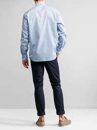 Evendy Poplin Skjorte 7221095_JEAN PAUL_EVENDY POPLIN SHIRT_BACK_L_E90_Evendy Poplin Skjorte E9O.jpg_