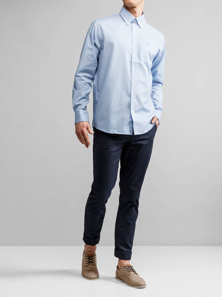 Evendy Poplin Skjorte 7221095_JEAN PAUL_EVENDY POPLIN SHIRT_FRONT1_L_E90_E9O_Evendy Poplin Skjorte E9O.jpg_