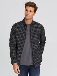 Marc Twill Skjorte - Regular Fit 7244257_ID9-JEANPAUL-A20-Modell-front_94962_Marc Twill Skjorte - Regular Fit ID9.jpg_Front||Front