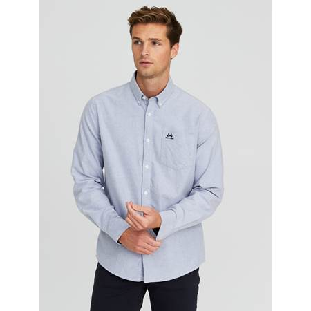 Victor Oxford Skjorte - Regular Fit