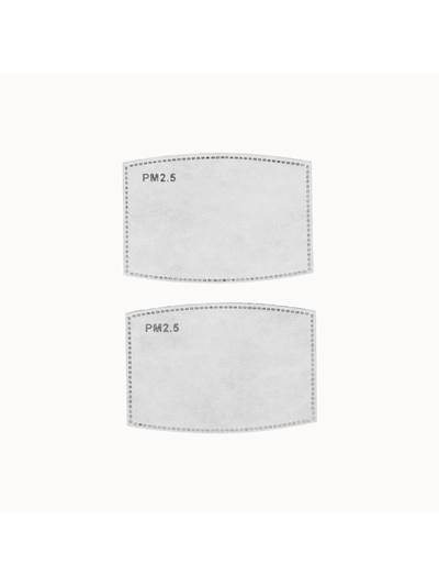 10 pk FILTER FOR TUFTE FACE MASK 100